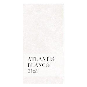 Atlantis Blanco 31x61