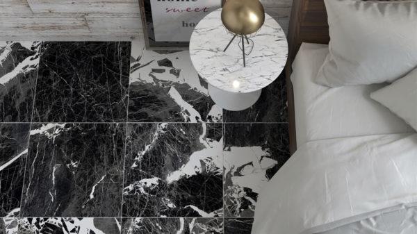 Moonlight Black 60x120 - интерьер №1