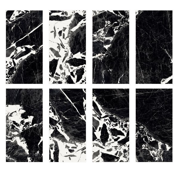 Moonlight Black 60x120 - интерьер №2