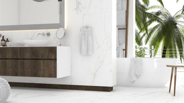 Royal Marble White 60x120 - интерьер №1