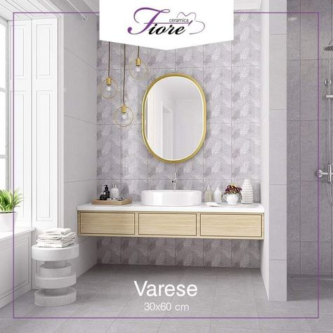 Varese Grey 33.3x33.3 - интерьер №1