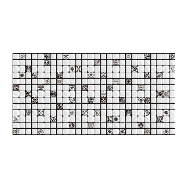 Inka Siyah Beyaz 30x60