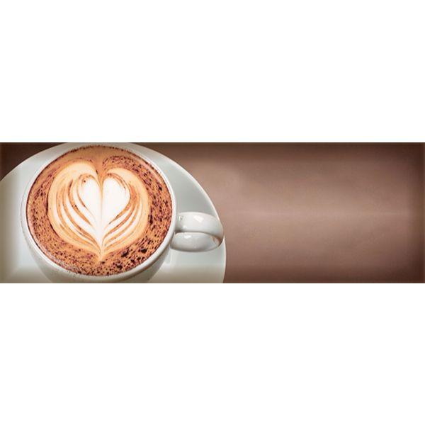 Caffe Capucino Maron A 10x30