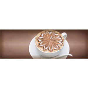 Caffe Capucino Maron B 10x30