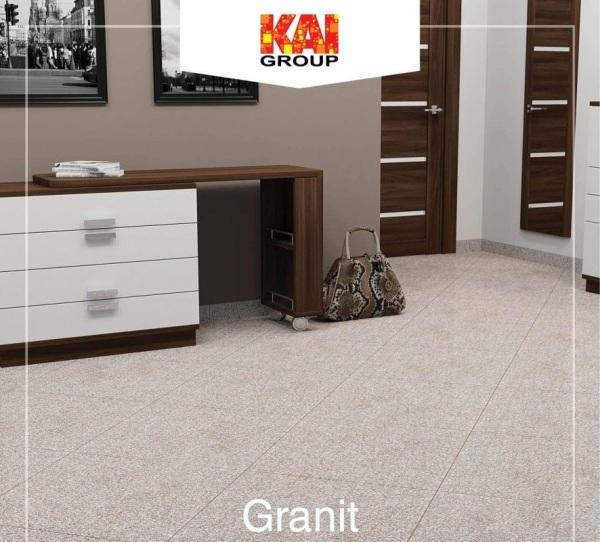 Granit Brown 33.3x33.3 I - интерьер №1