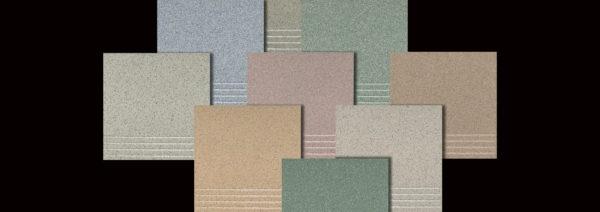 Step Grey 33.3x33.3 I - интерьер №1