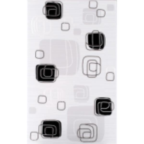 Decor Linea Black 25x40