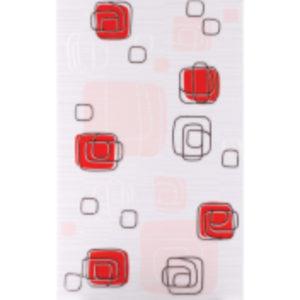 Decor Linea Red 25x40