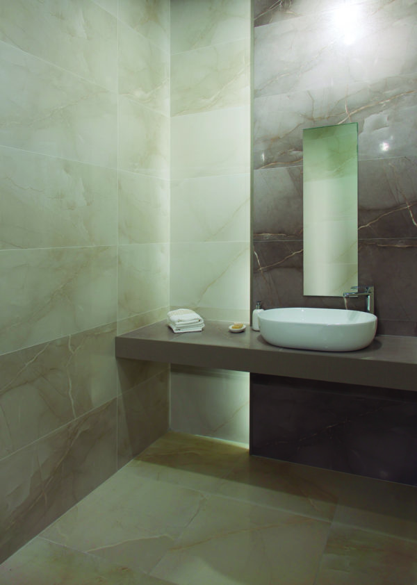 Lux Ice 45x90 - интерьер №1