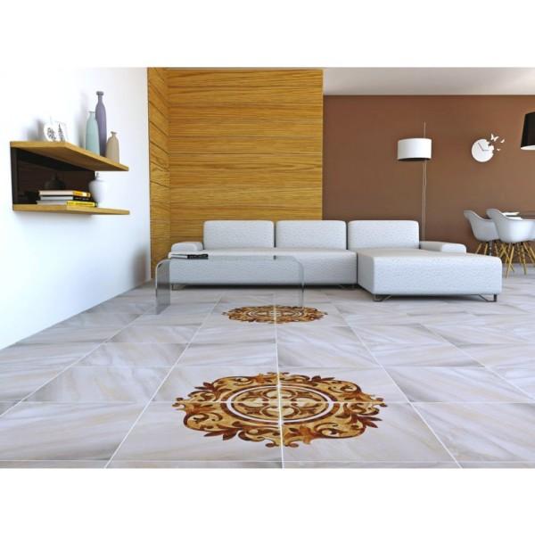 Rosone Ornament Mat 45x45 I - интерьер №1