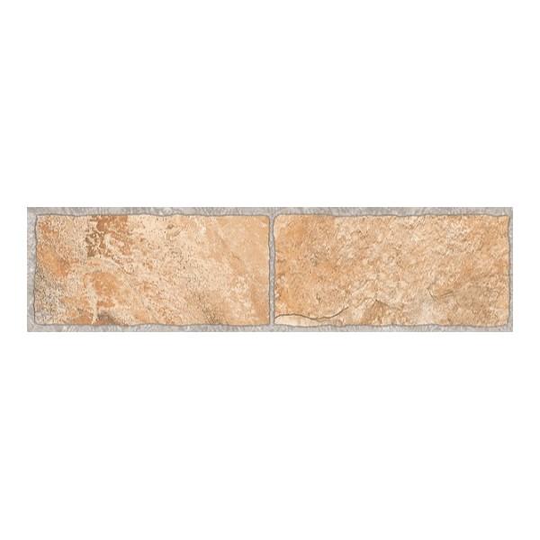 Sparta Brown 15.5x60.5 I - интерьер №1